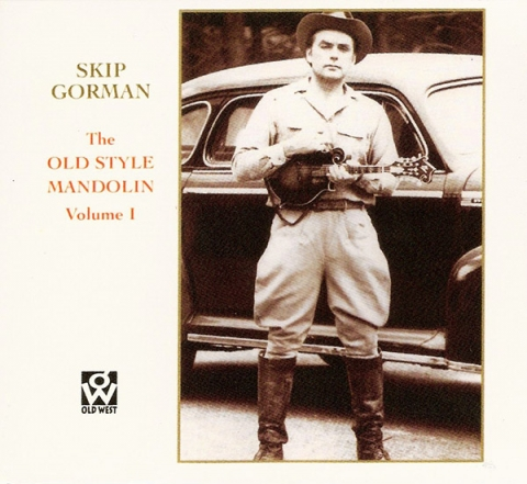 The Old Style Mandolin, Vol 1